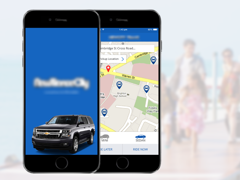 New Trans City- Fleet Management App Development, Taxi application development Image