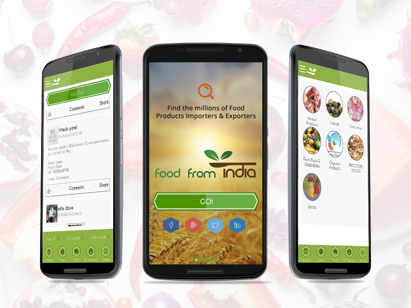 FFI – Marketplace App for B2B Image